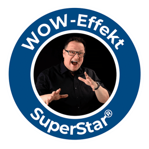 Das WOW-Effekt-SuperStar®-Seminar
