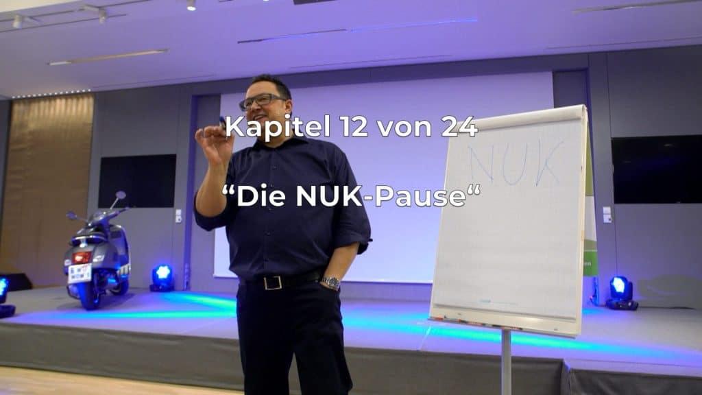 DIE POWER SHOW® Kapitel 12 - Die NUK-Pause