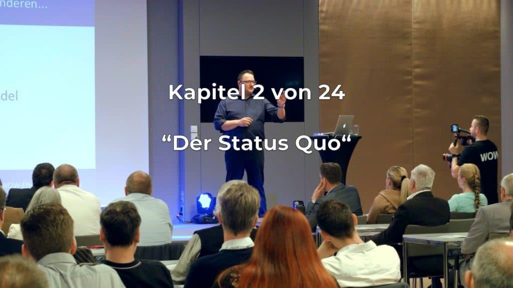 DIE POWER SHOW® Kapitel 2 - Der Status Quo