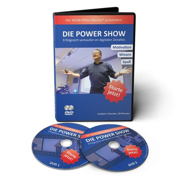DIE POWER SHOW® Video-Workshop