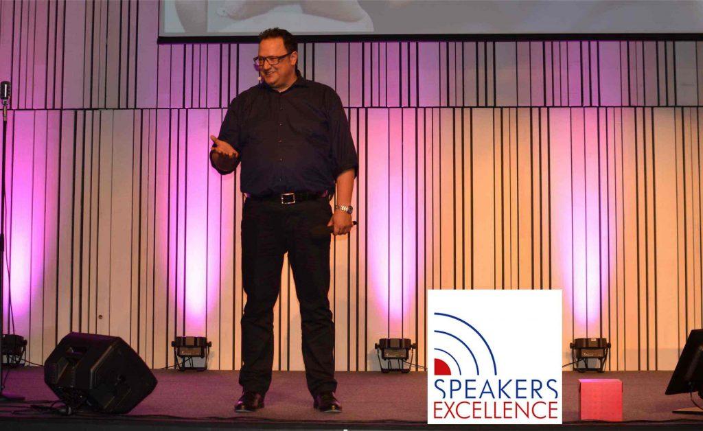Hannes Katzenbeisser bei Speakers Excellence