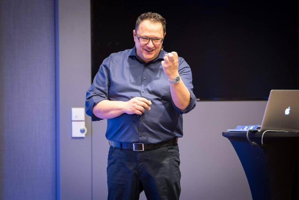 Hannes Katzenbeisser sorgt für Erkenntnisse