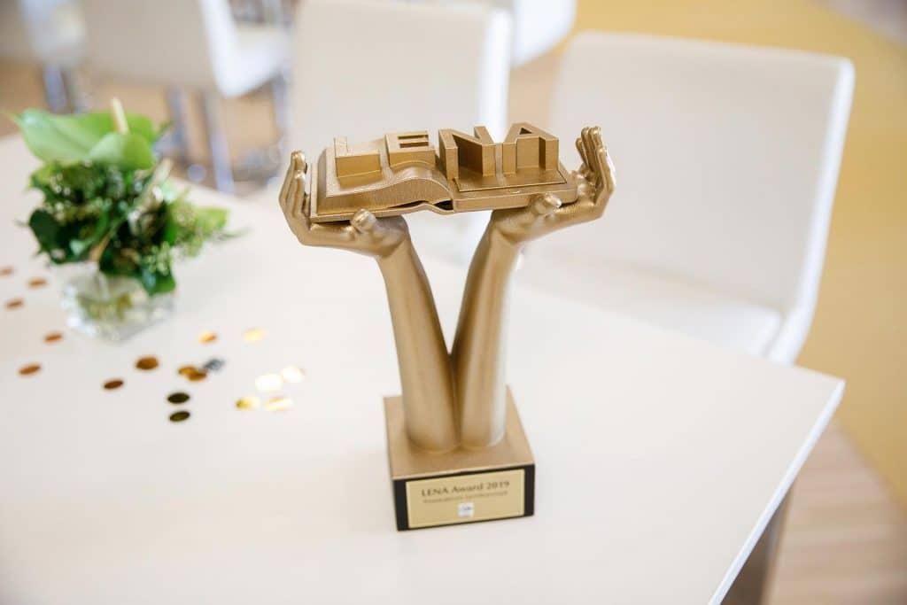 LENA Award-Verleihung im WIFI Wien