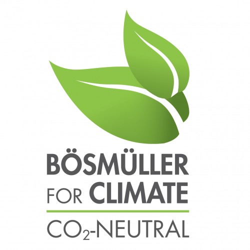 Boesmueller for climate CO2 neutral